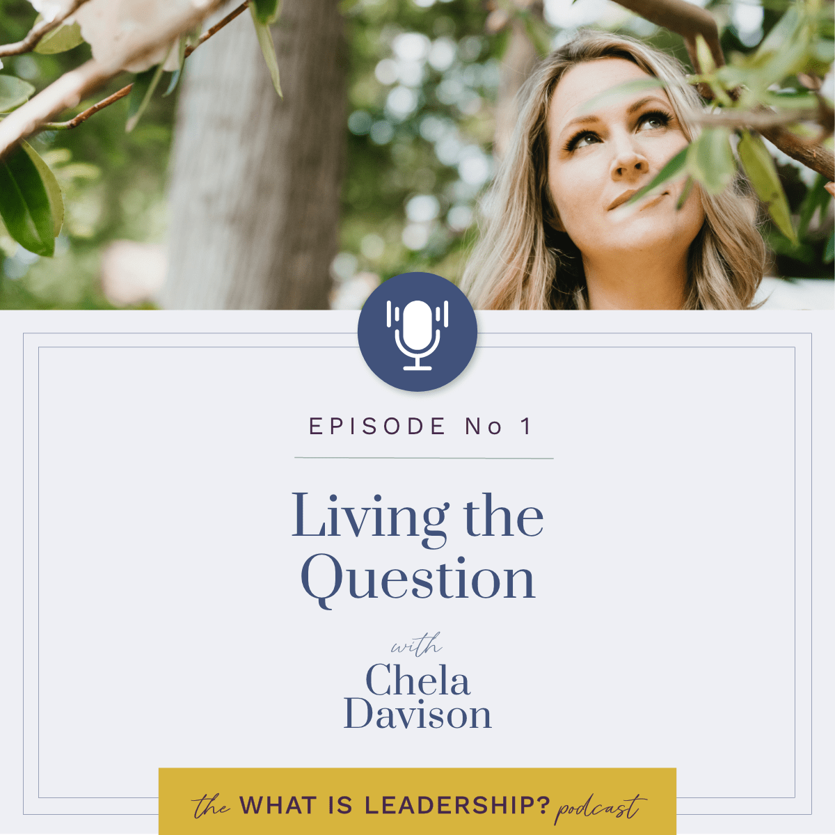 01 – Living the Question – Solo