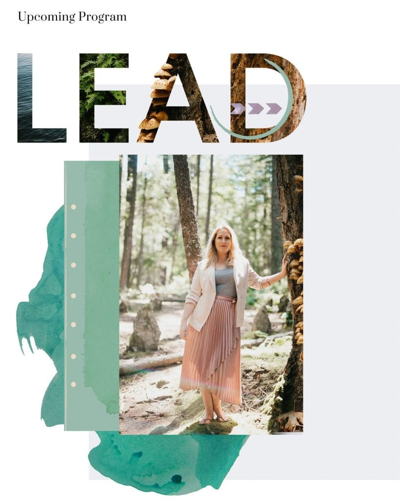 Upcoming Homepage Feature – LEAD